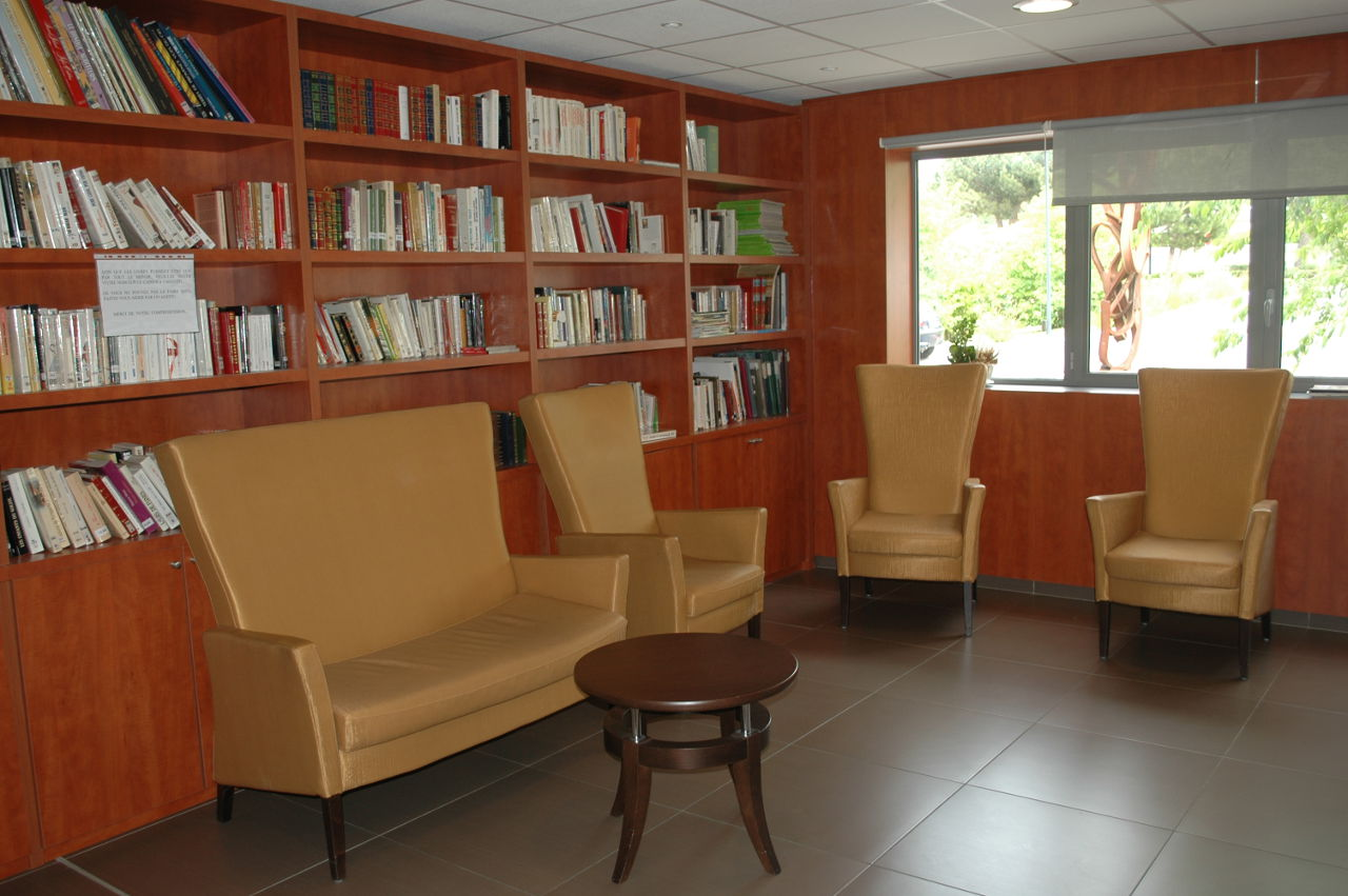EHPAD_ANDRE_CHENIER_BIBLIOTHEQUE