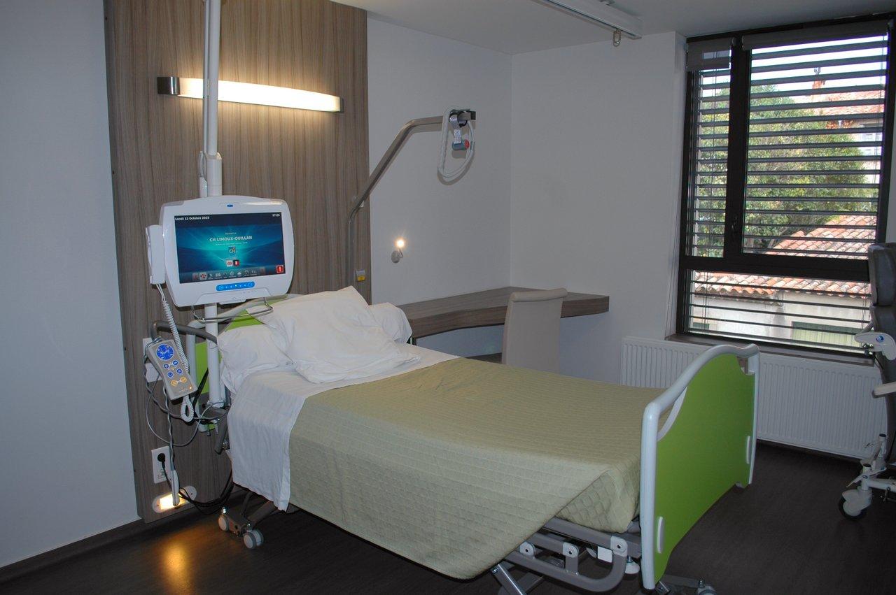 Votre s jour l 39 h pital - Hospitalisation en chambre individuelle ...